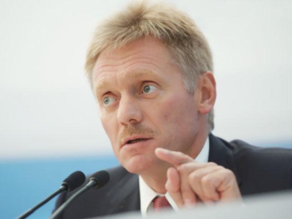 Пресс-секретарь президента России Дмитрий Песков.
