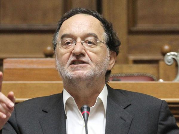 Министр энергетики Греции Панайотис Лафазанис.