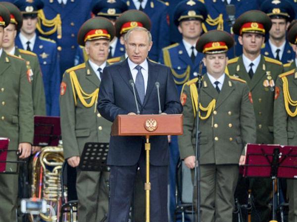 Российское вооружение остается востребованным на мировом рынке: Путин