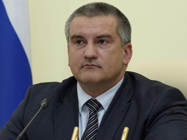 Глава Республики Крым Сергей Аксёнов.
