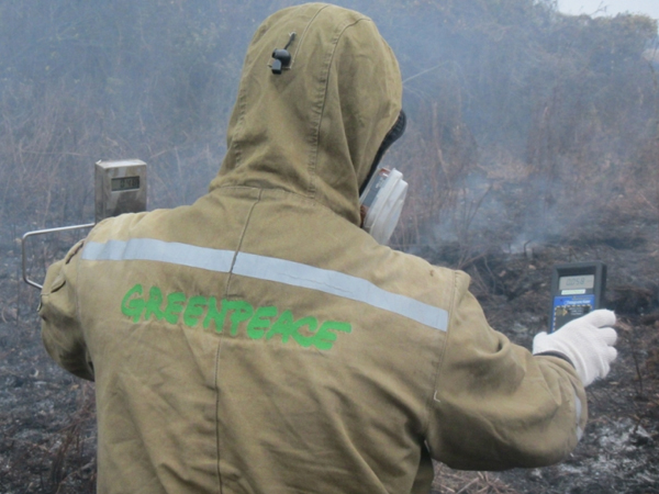 Калужской области угрожают торфяные пожары