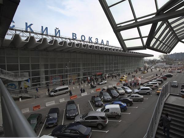Бомбу на Курском вокзале в Москве не нашли