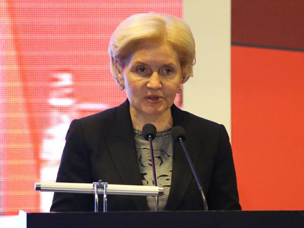 Вице-премьер правительства России Ольга Голодец.