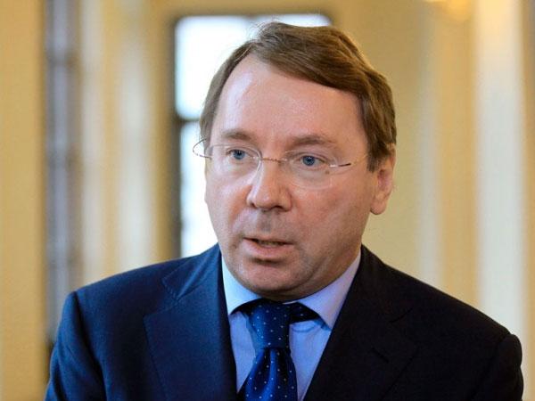 Помощник президента РФ по военно-техническому сотрудничеству Владимир Кожин.