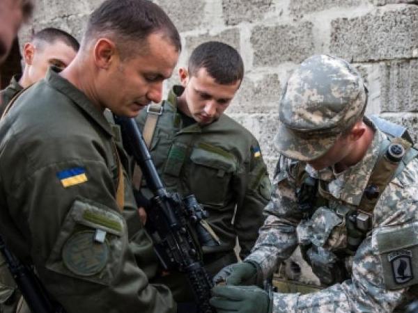 Нацгвардия Украины передает боевой опыт кураторамиз США — Главное 3 июня
