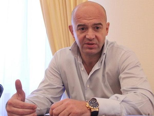 Заместитель главы фракции «Блок Петра Порошенко» Игорь Кононенко.