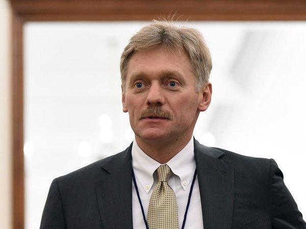 Песков опроверг информацию Bloomberg о тезисах речи Путина на ПМЭФ