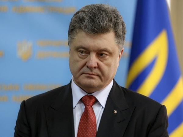 Порошенко: Дорогие мои жители Донбасса, нечего жаловаться!
