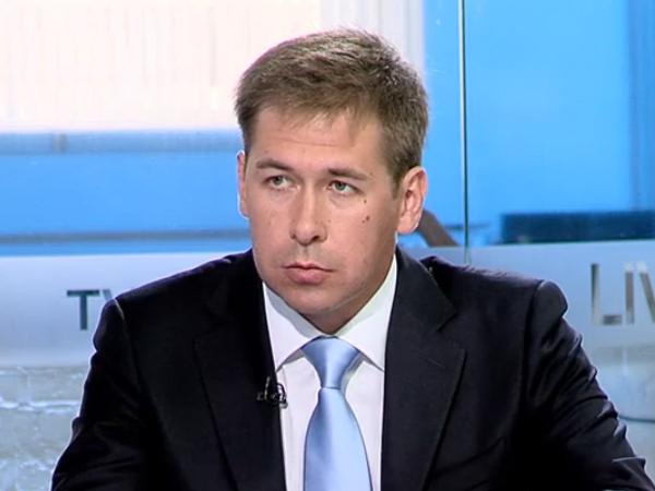 Адвокат Надежды Савченко Илья Новиков. кадр: tvrain.ru