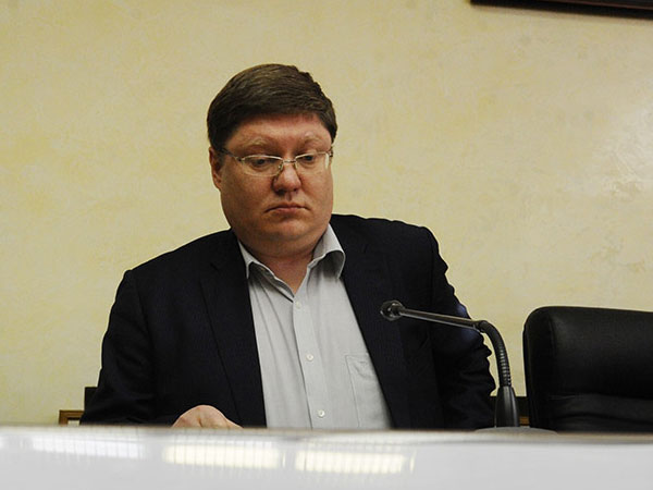 Вице-спикер Госдумы Андрей Исаев. кадр: tvc.ru