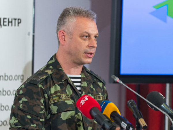 ВСУ: за сутки 8 украинских солдат получили ранения, погибших нет