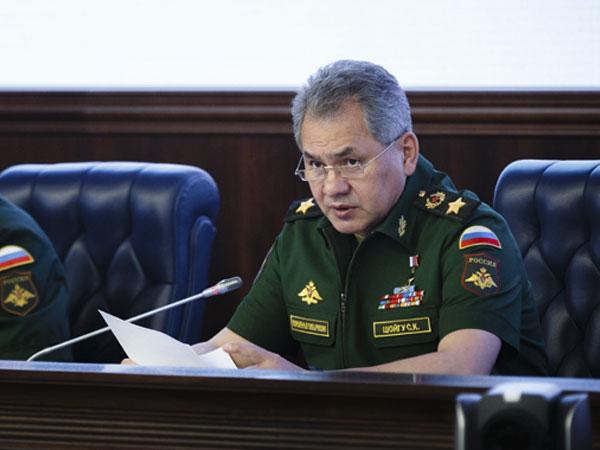 Министр обороны России прибыл в Таджикистан
