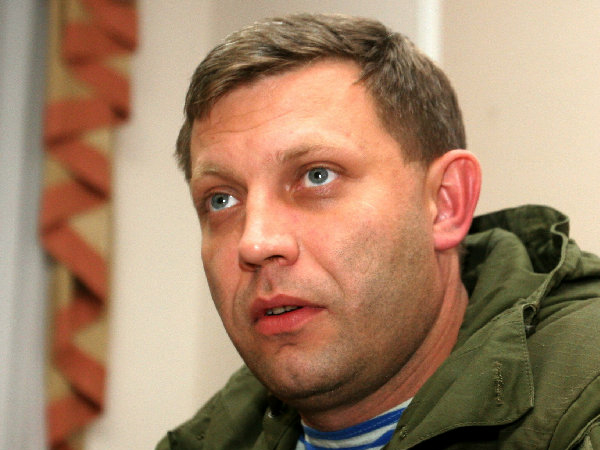 Захарченко: В боях за Марьинку убиты 400 солдат ВСУ, до 1 тыс. – ранены