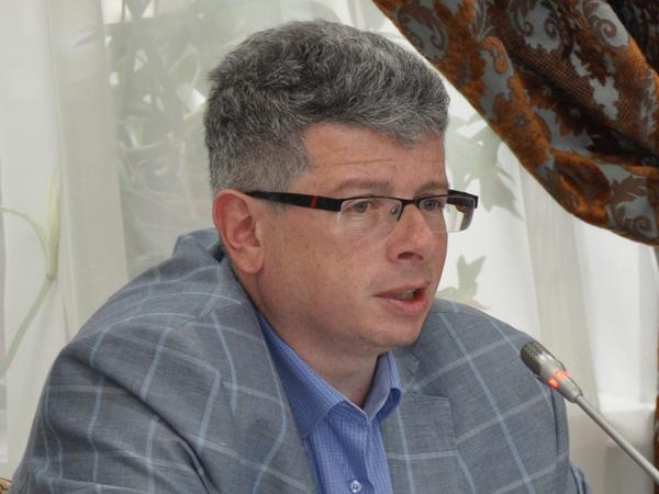 Глава комиссии ОП РФ по экологии и защите окружающей среды Сергей Чернин.