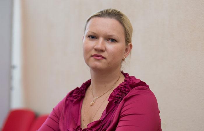 Светлана Колотова - депутат Законодательного собрания Приморского края.
