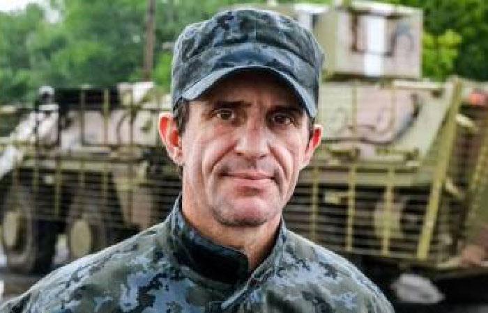 Советник главы МВД Украины Зоран Шкиряк.
