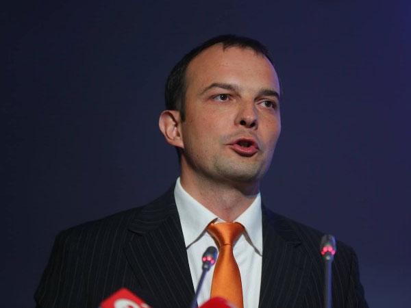 Народный депутат Украины от «Самопомощи» Егор Соболев.