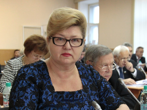 Председатель Комитета охраны окружающей среды мурманской областной Думы Наталья Лещинская.