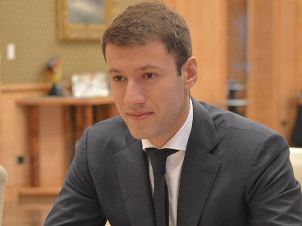 Глава АИЖК Александр Плутник.