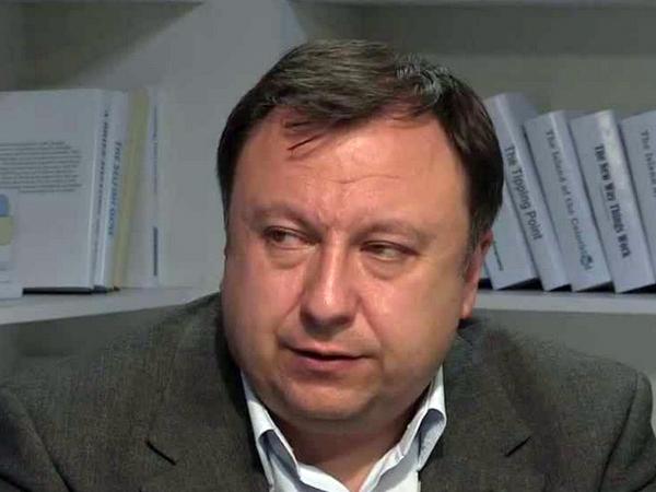 Народный депутат Украины Николай Княжицкий.