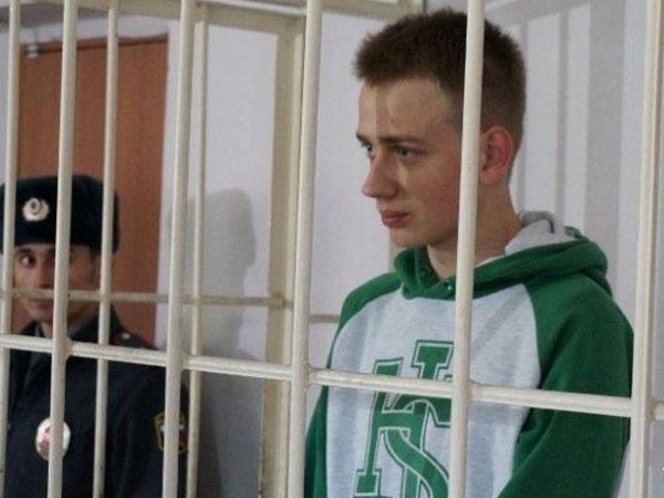 Обвиняемый Кирилл Планков.