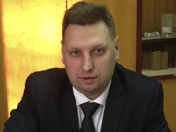 Коммерческий директор логистической компании «Молком» Игорь Сусанов.