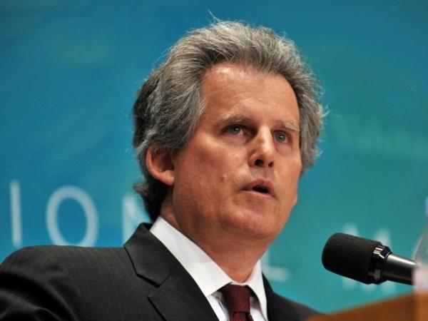 Первый заместитель директора МВФ Дэвид Липтон.