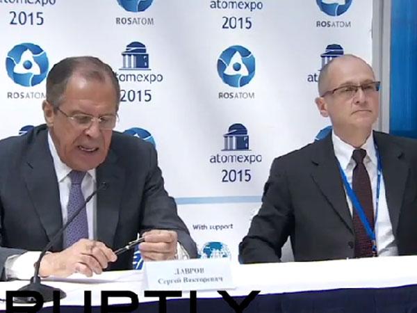 Росатом и МИД России подписали соглашение о сотрудничестве