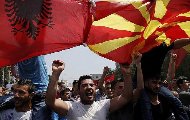 Македония между войной и «Турецким потоком»