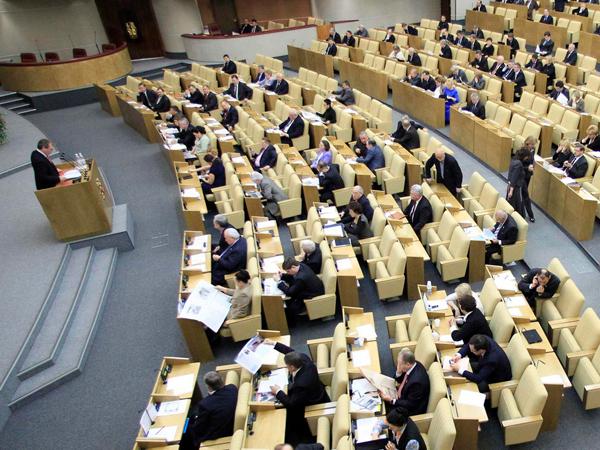 Госдума утверждает приоритетность российского ПО