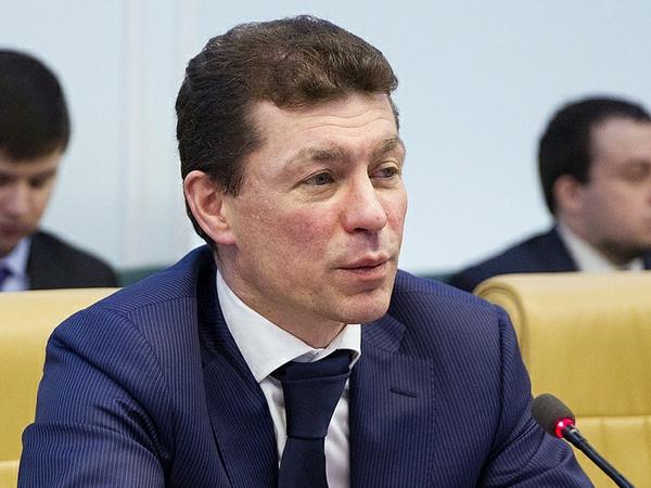 Министр труда Максим Топилин.