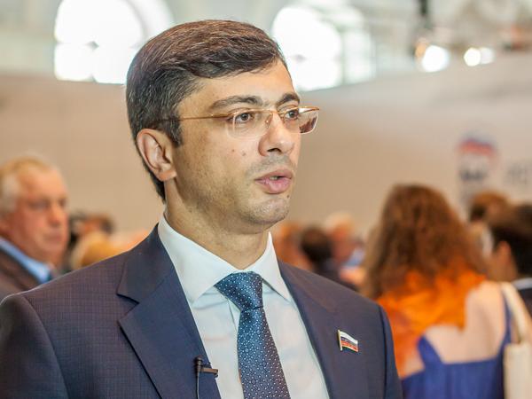 Депутат Государственной думы РФ Владимир Гутенев