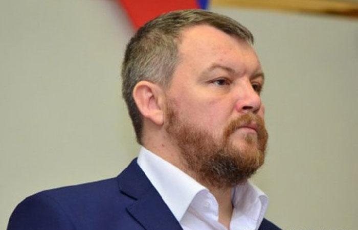 Андрей Пургин - спикер Народного совета ДНР.