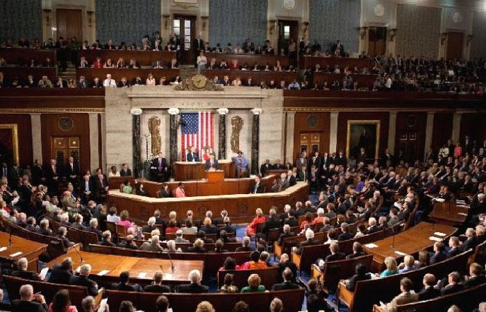 Сенат США.