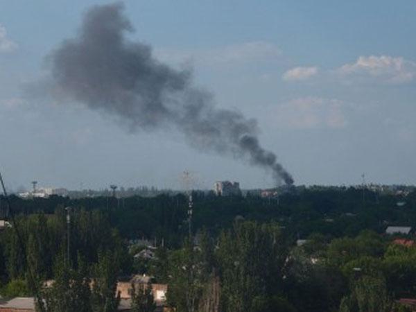«Восток»: Конфликт в Донбассе может в любой момент перейти в горячую фазу