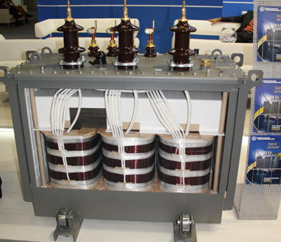 «Серпуховский конденсаторный завод «КВАР»  единственное предприятие в России занимающееся производством силовых конденсаторов.