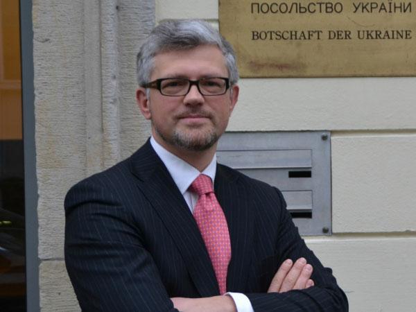 Посол Украины в Германии Андрей Мельник.