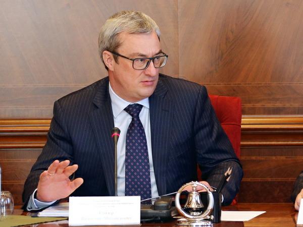 Глава Коми Вячеслав Гайзер.