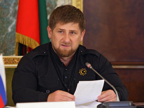 Кадыров работает в обычном режиме, без больничного листа