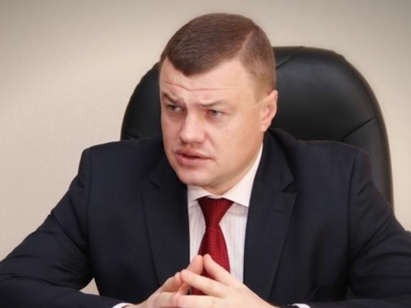 Кандидат на должность главы администрации Тамбовской области Александр Никитин.