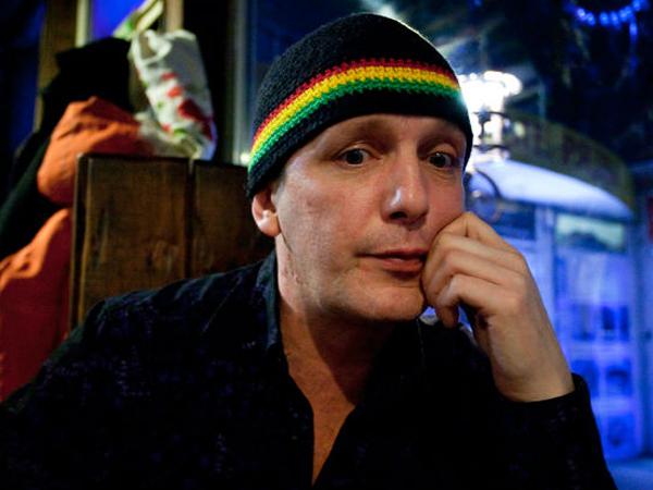 Лидер рок-группы «Коридор» Алексей Костюшкин.