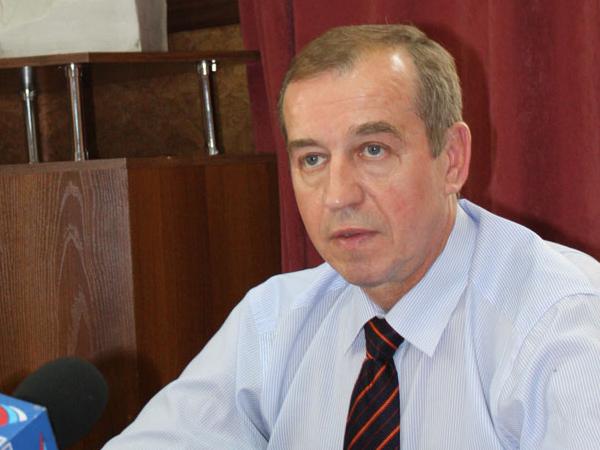 Депутат Госдумы ФС РФ Сергей Левченко.