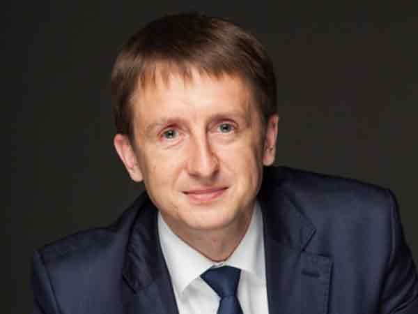 Олег Болоховец - первый заместитель главы администрации г. Костромы.