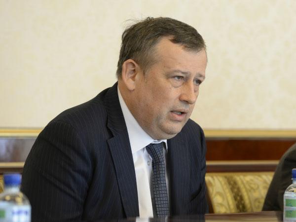 Врио губернатора Ленобласти Александр Дрозденко.