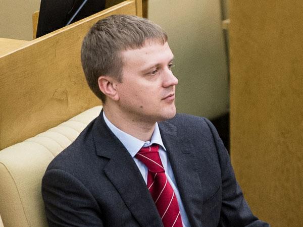 Первый замглавы фракции ЛДПР в Госдуме Алексей Диденко.