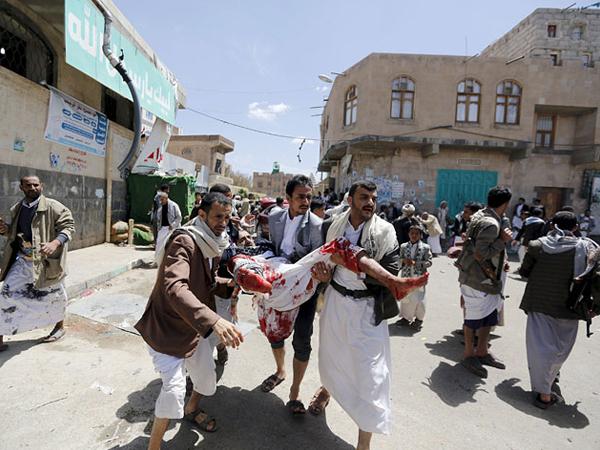 МИД РФ осудил теракты «Исламского государства» в столице Йемена