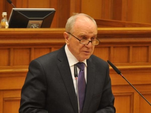 Председатель комитета областного парламента по вопросам государственной власти и региональной безопасности Владимир Алексеев.