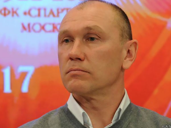 Генеральный директор «Спартака» Сергей Родионов.