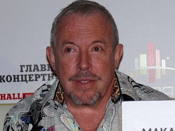 Лидер музыкального коллектива «Машина времени» Андрей Макаревич.