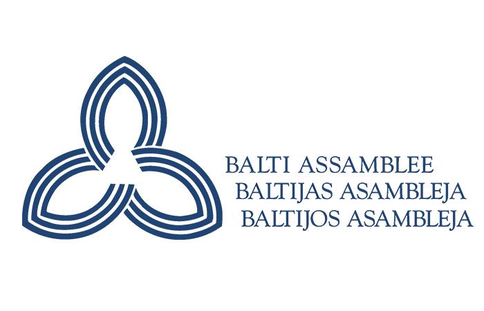 Эмблема Балтийской ассамблеи.